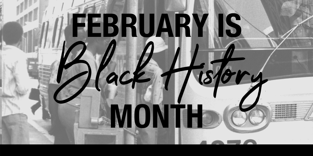 Black History Month with MARTA