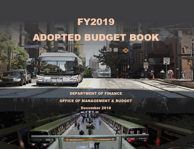fy2019 budget book